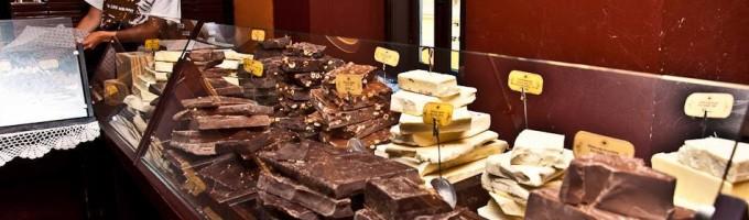 Праздник в шоколаде