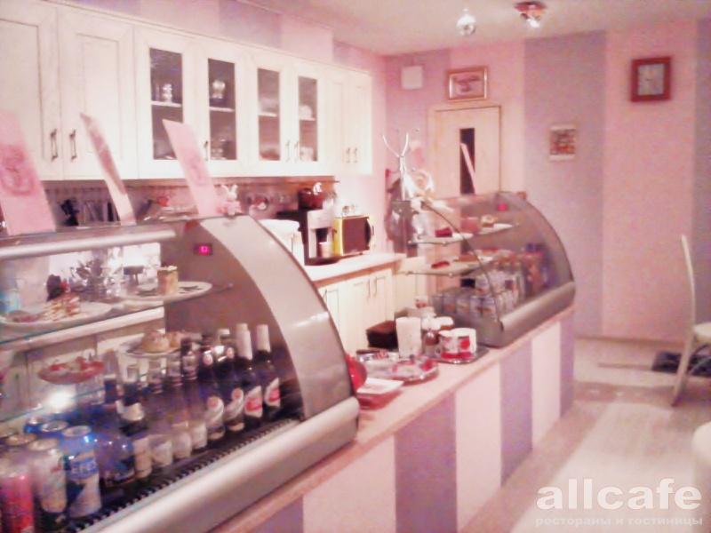 Кафе «Вилли Вонка» – Москва