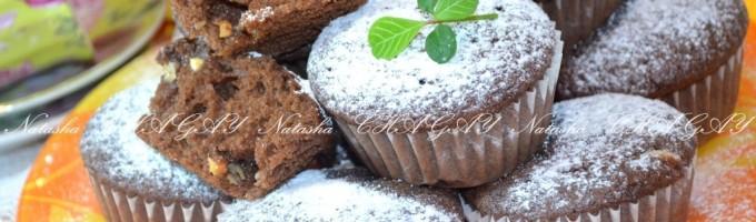 Маффины с белым шоколадом рецепт