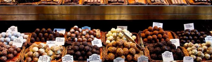 Шоколад из Бельгии (интересное о шоколаде)