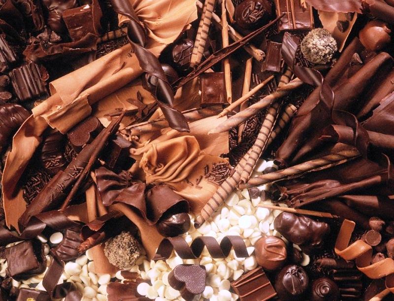 История шоколада в Европе