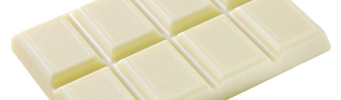 Как приготовить белый шоколад?