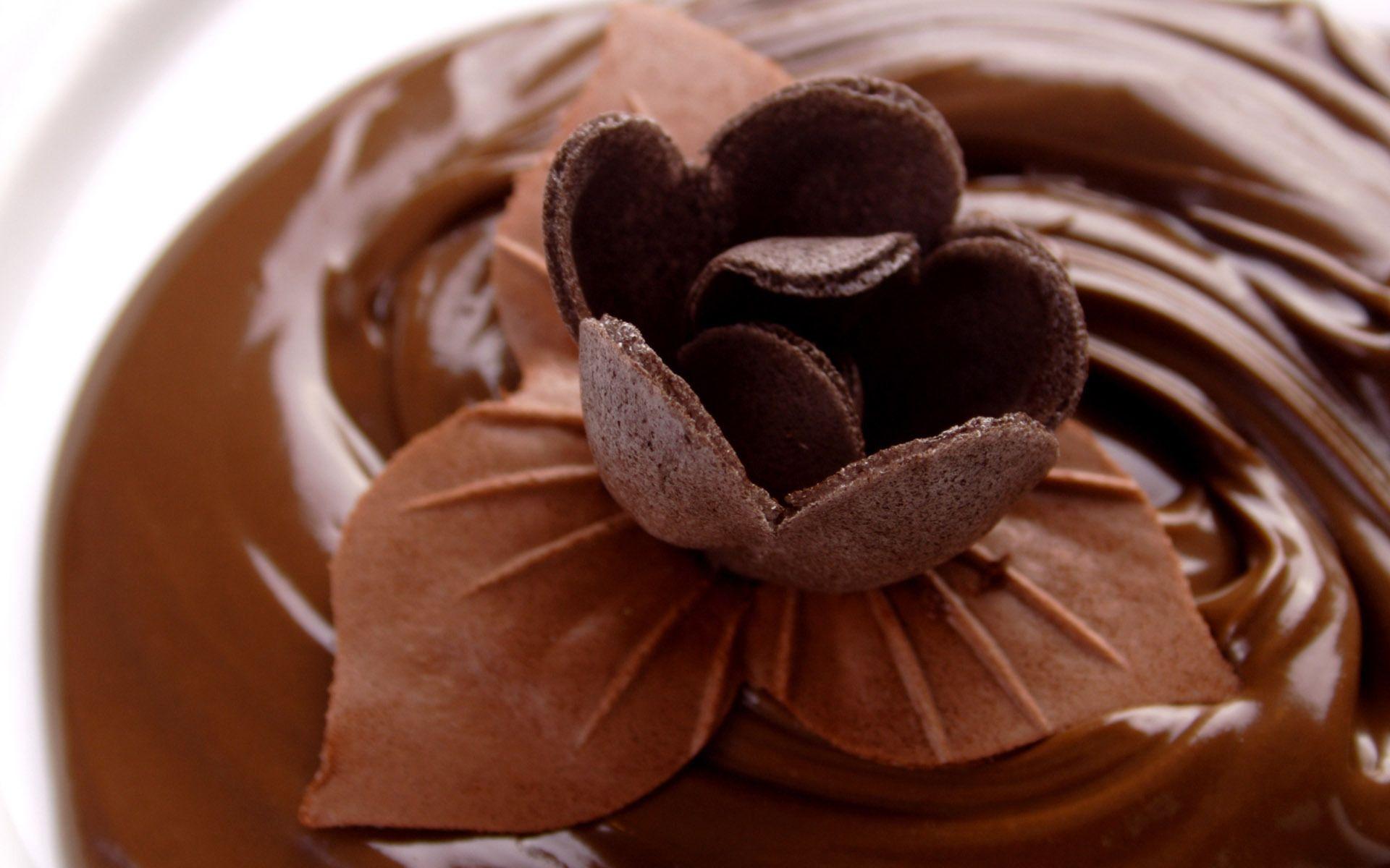 Как растопить шоколад для торта?