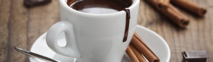 Калорийность горячего шоколада