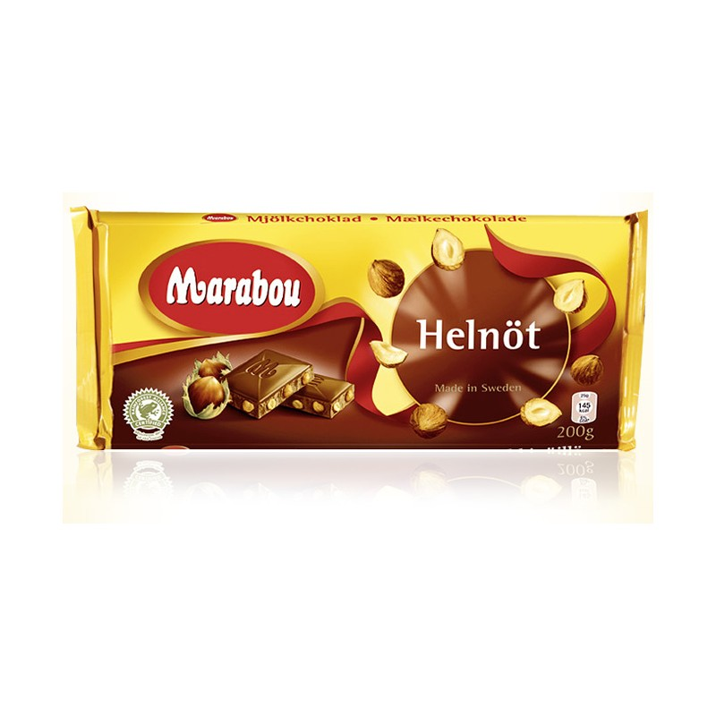 Шоколад Marabou (Марабу)