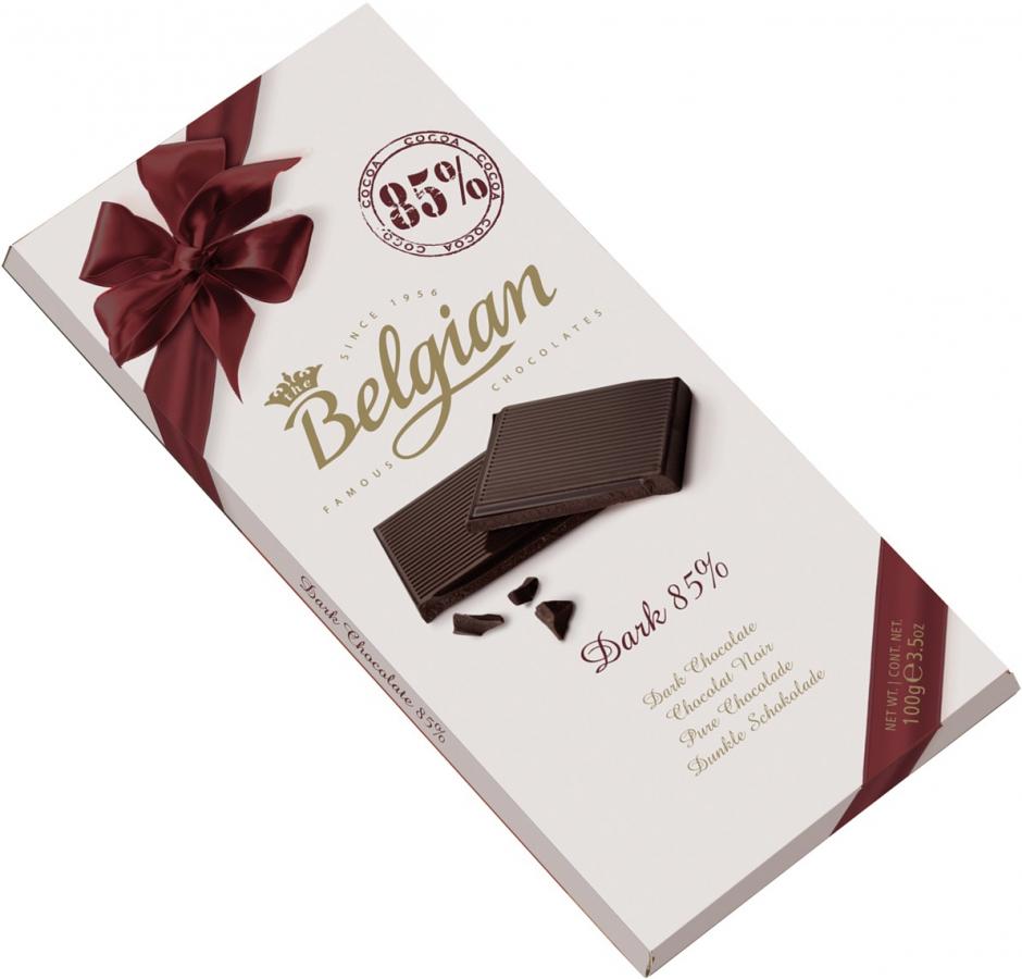 Бельгийский шоколад Belgian (Бельгиан)