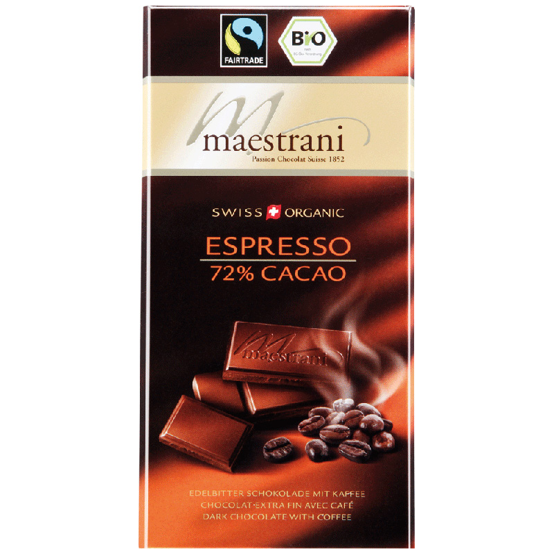 Шоколад 72% какао