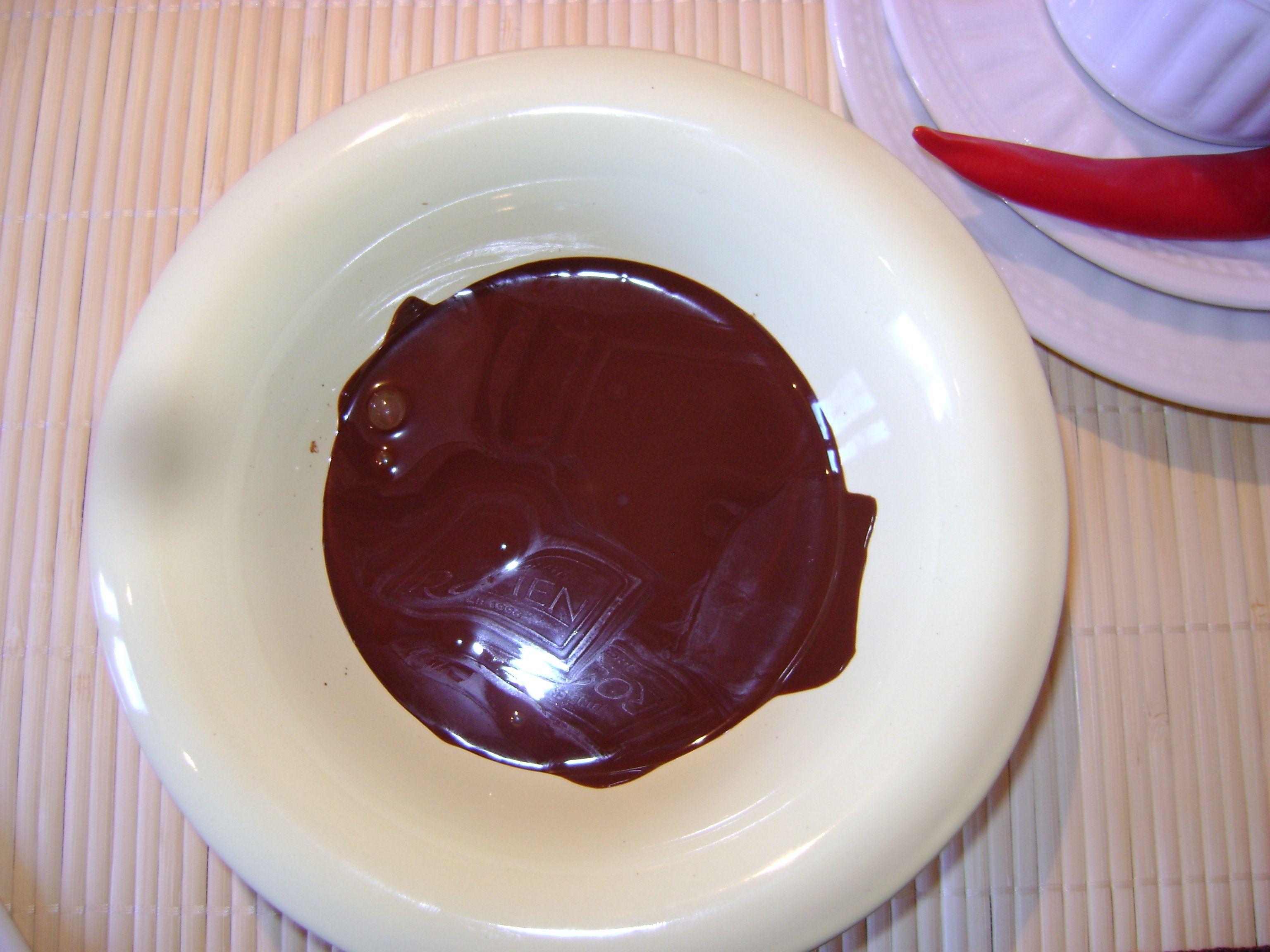 Как правильно растопить шоколад в 57
