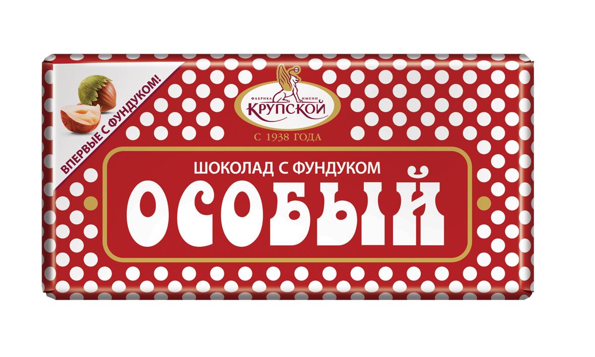 Особый шоколад