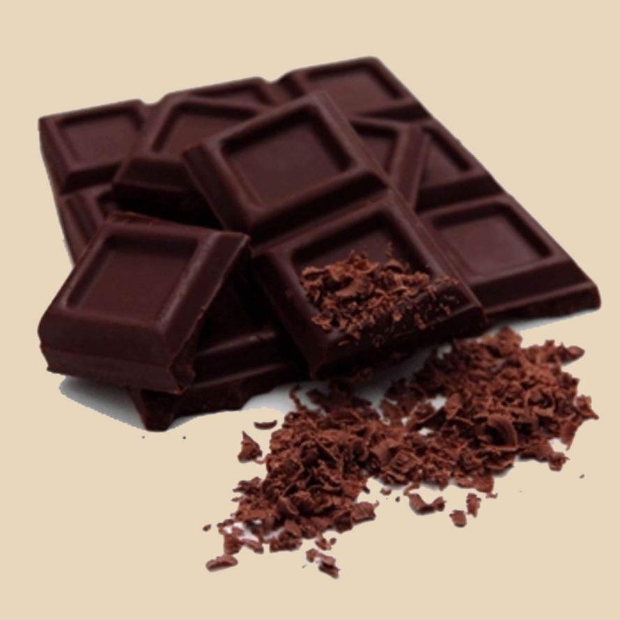 Вред горького шоколада