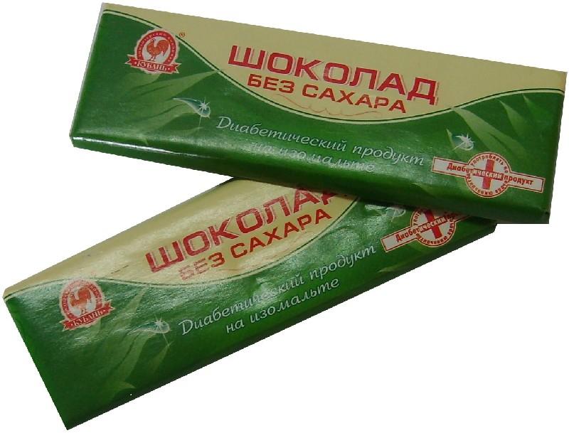 Горький шоколад при диабете