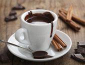 Как приготовить горячий шоколад из какао?