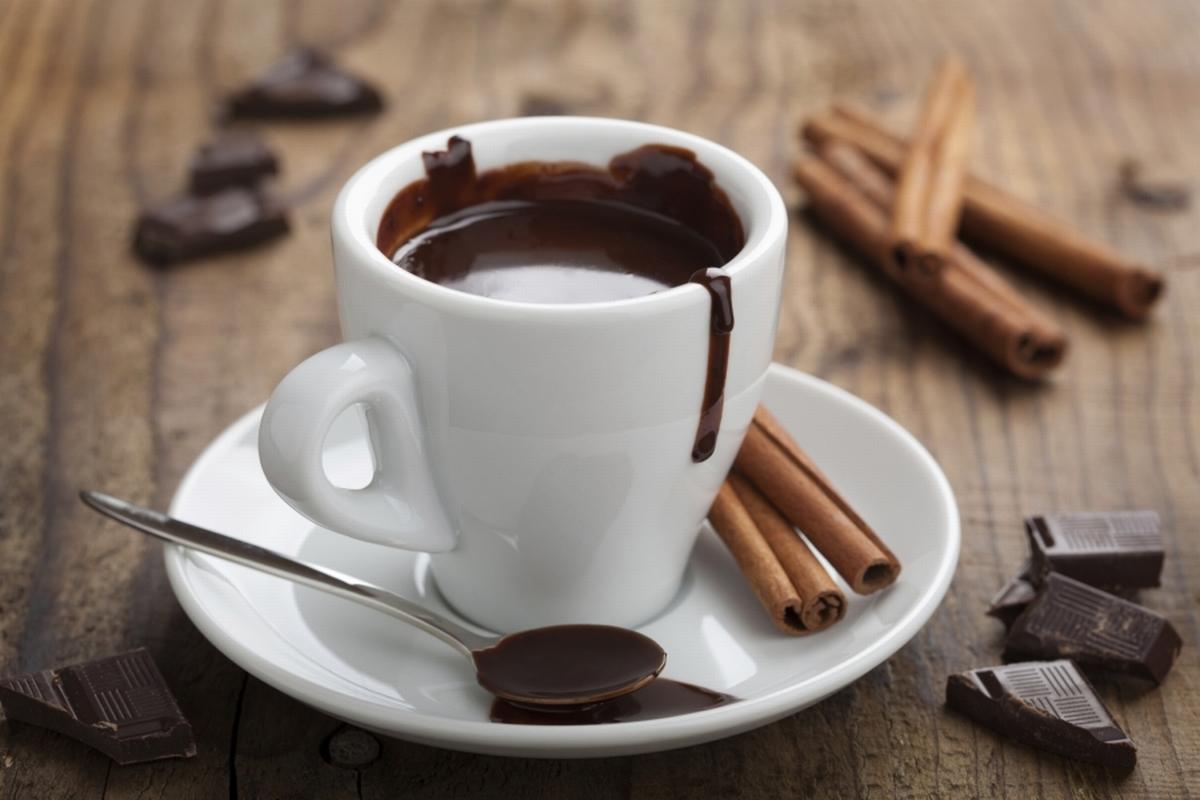 Как сделать горячий шоколад в домашних фото 651
