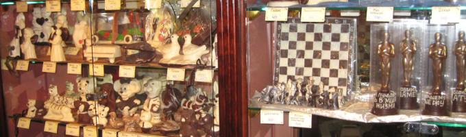 Музей шоколада в Санкт-Петербурге
