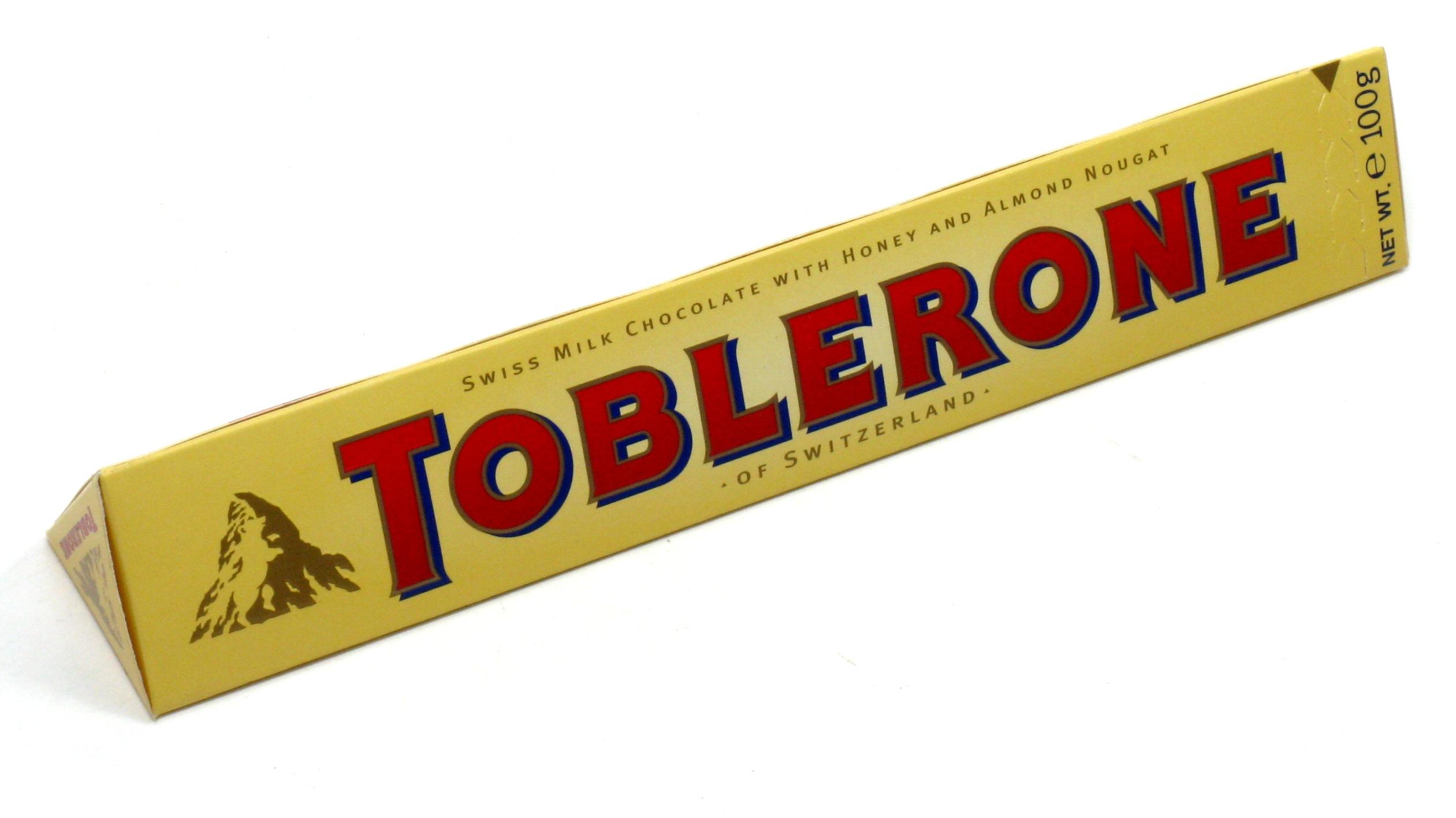 Шоколад Тоблерон (Toblerone)