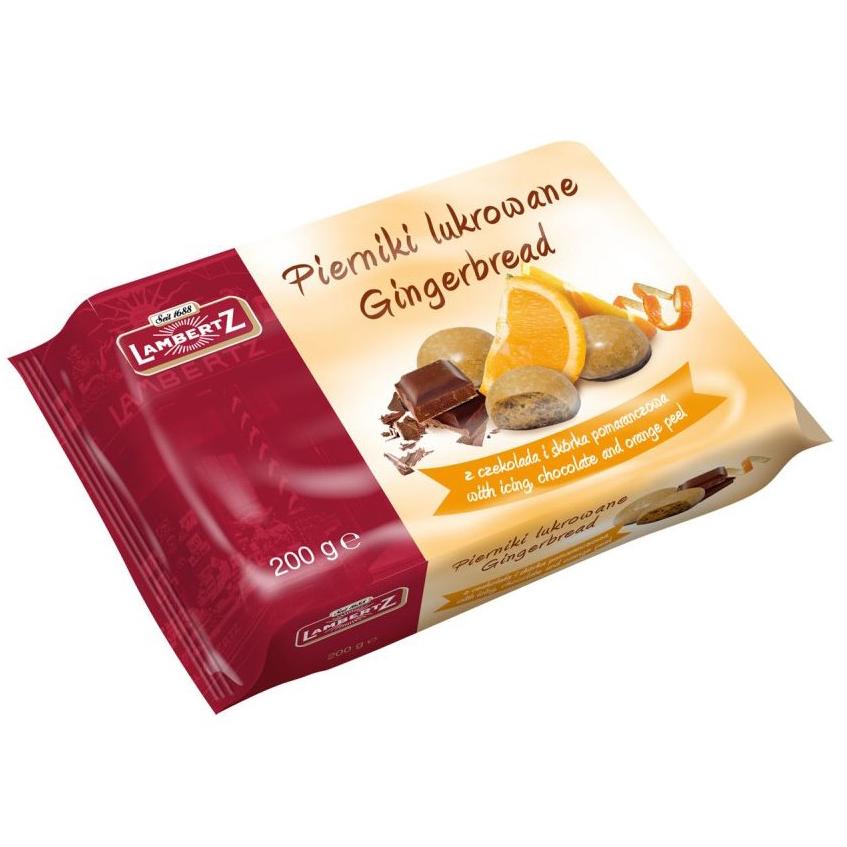 Шоколад Lambertz (Ламбертс)