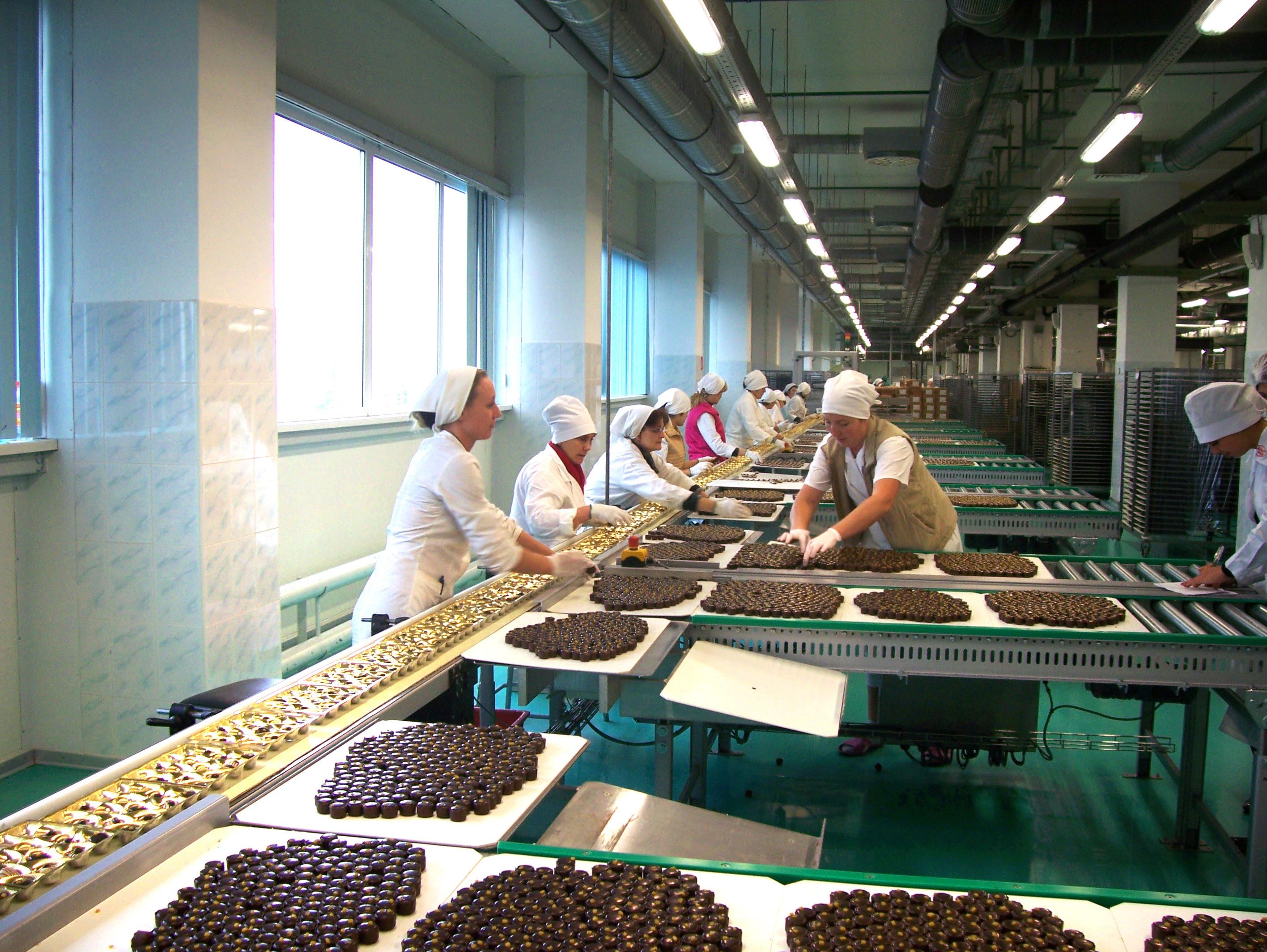 Как сделать шоколадную фабрику 22