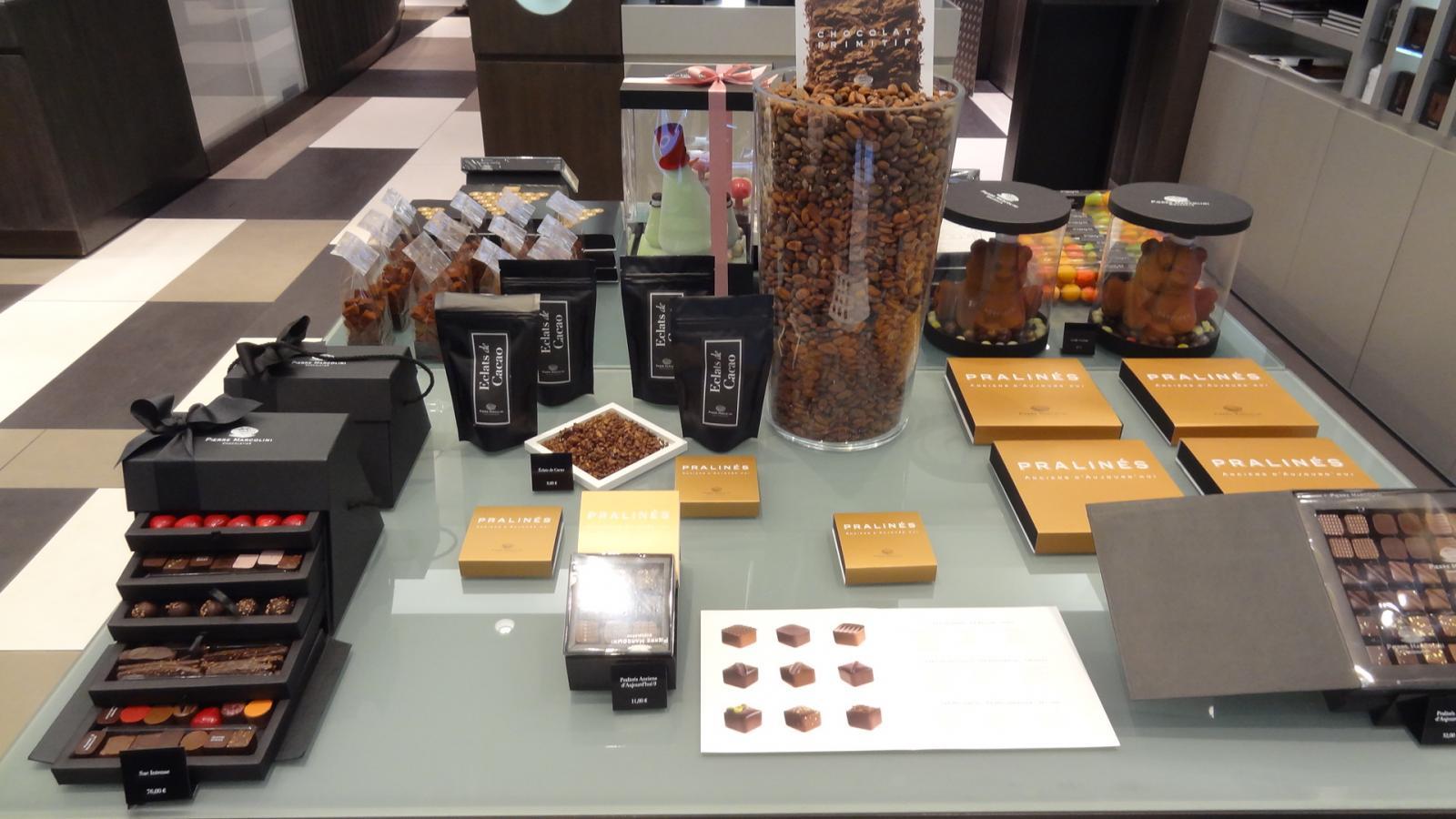 Бельгийский шоколад от Пьера Марколини