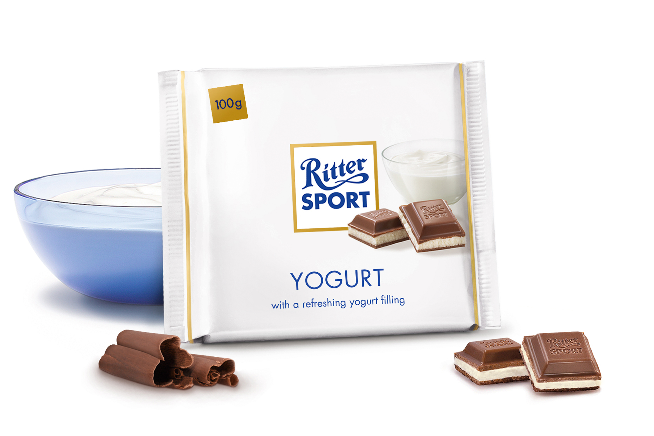 Шоколад Риттер Спорт (Ritter Sport)