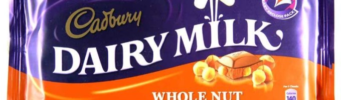 Шоколад Кэдбери (Cadbury)