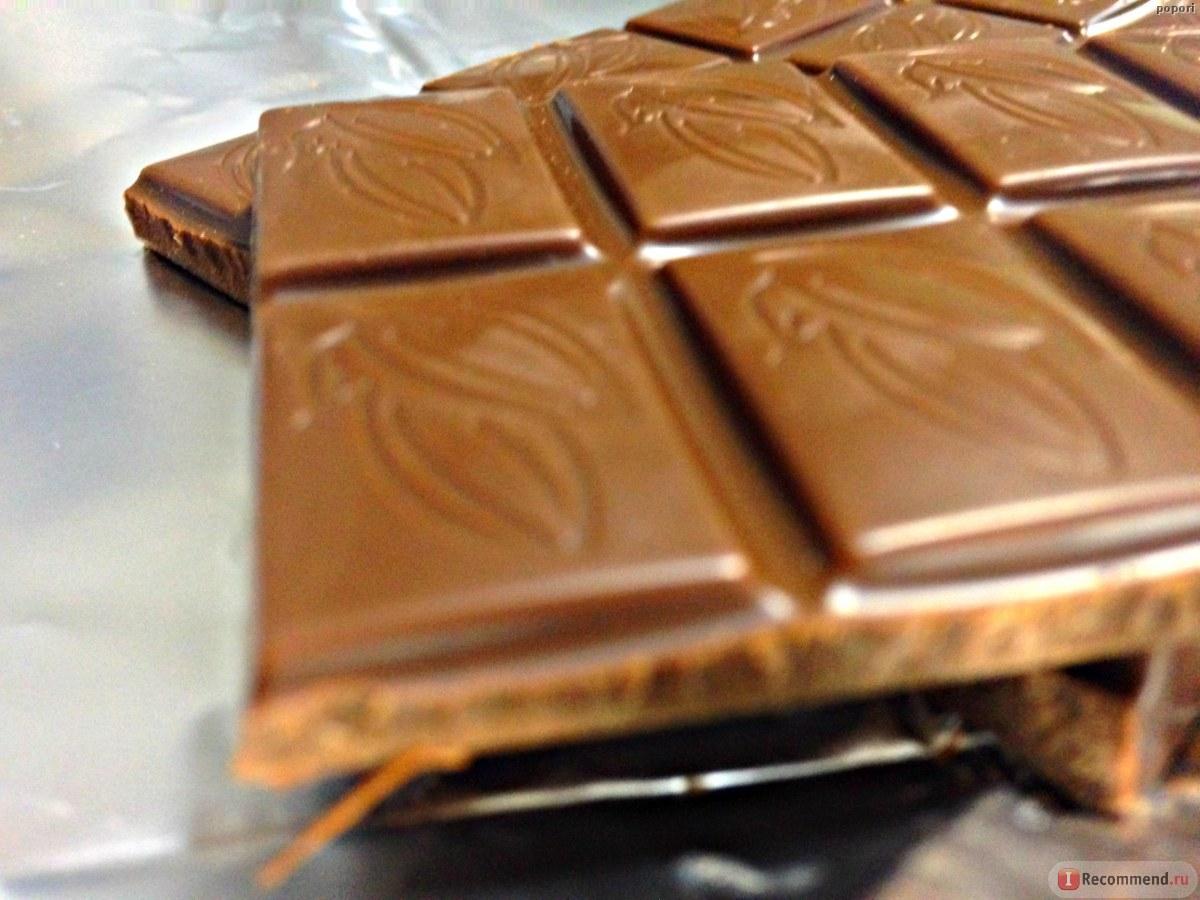 Молочный жир в шоколаде