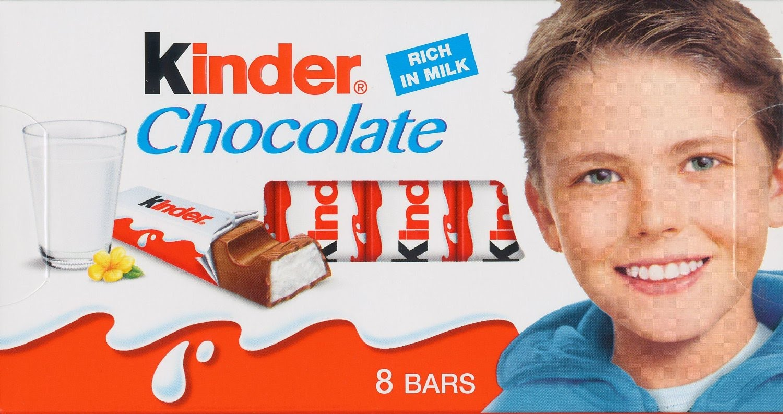 Шоколад Киндер (Kinder)