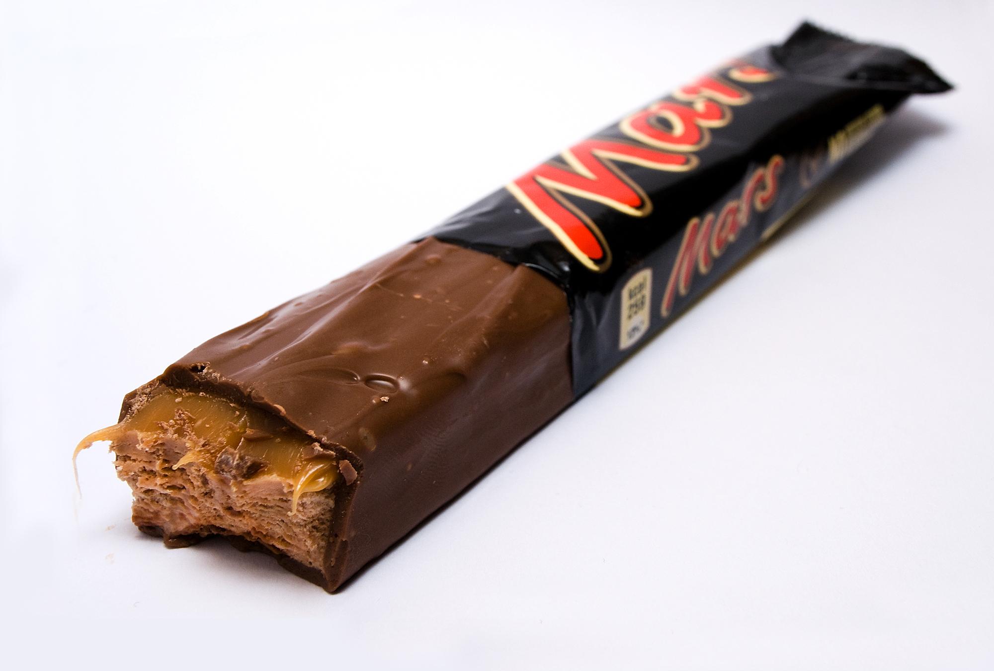 Шоколад Mars (Марс)