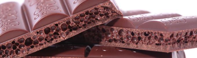 История: Пористый шоколад