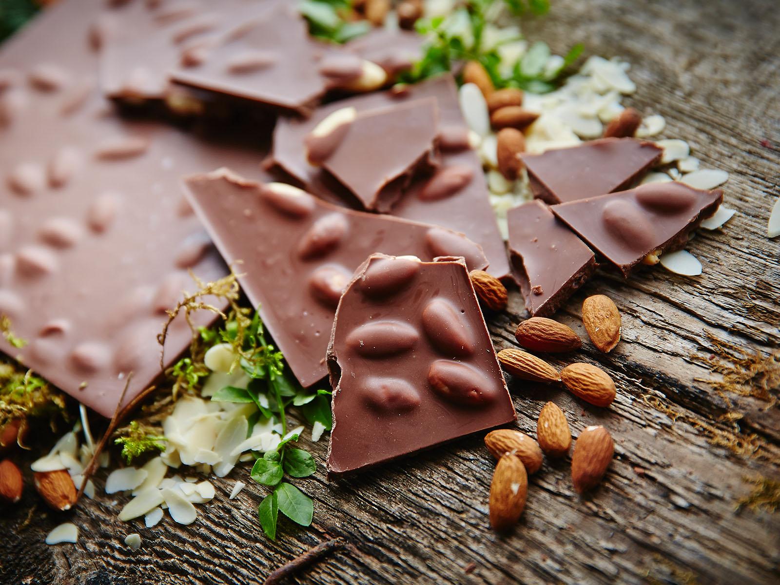 Шоколад Heidi (Хейди)