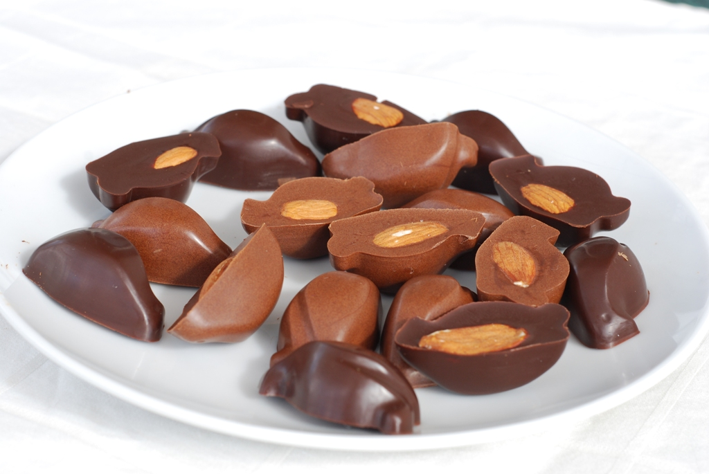 Как сделать самой шоколад фото 142
