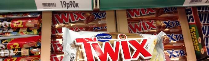 Шоколад Twix (Твикс)