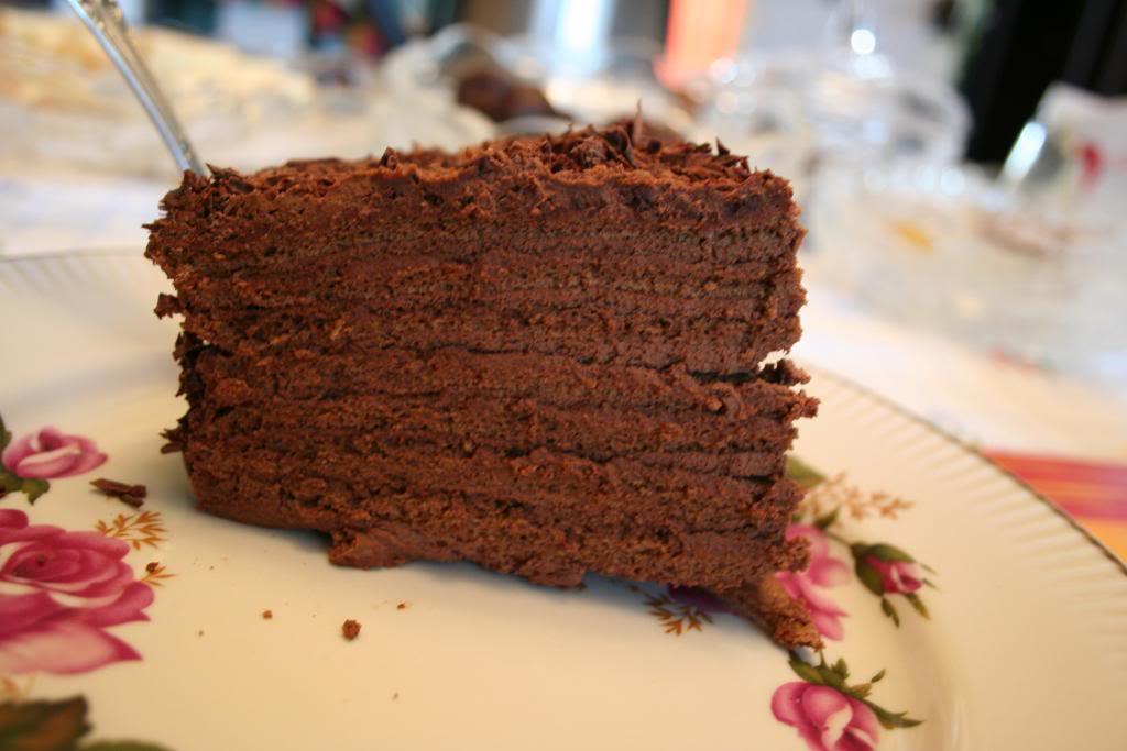 Рецепт торта трюфельного