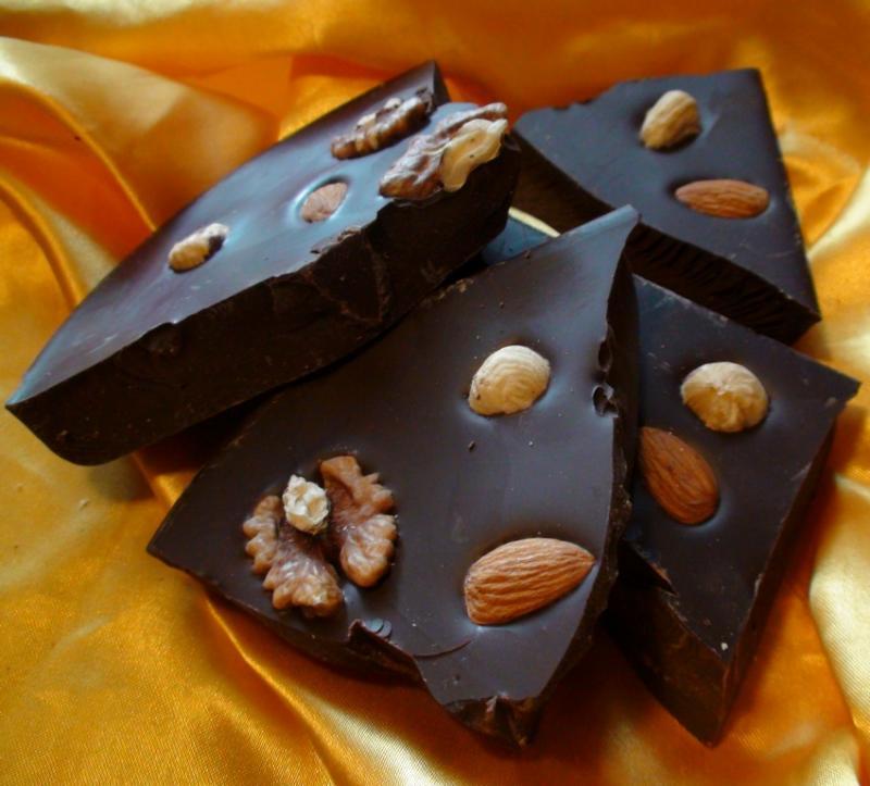Кусковой шоколад (весовой)