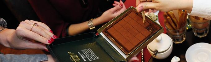 Шоколад Royce (Ройс)