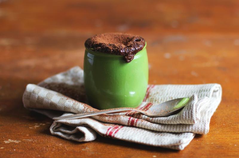 Лёгкость по-французски — рецепты шоколадного суфле