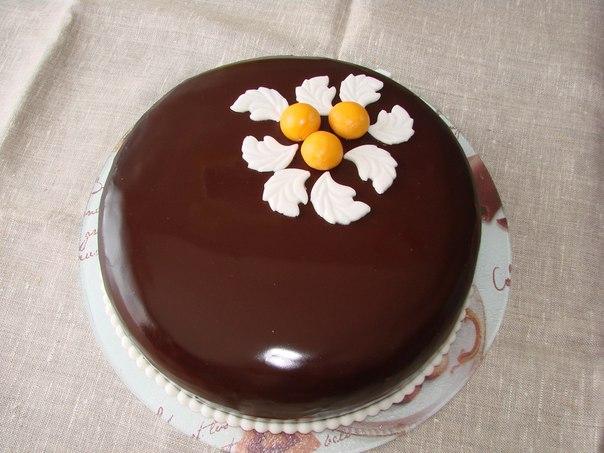 Шоколадная глазурь: как делать?