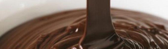 рецепты шоколадной глазури для торта из какао
