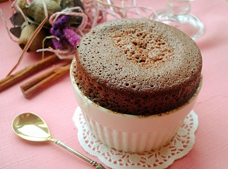 Шоколадный кекс в микроволновке: быстрый десерт без особых хлопот
