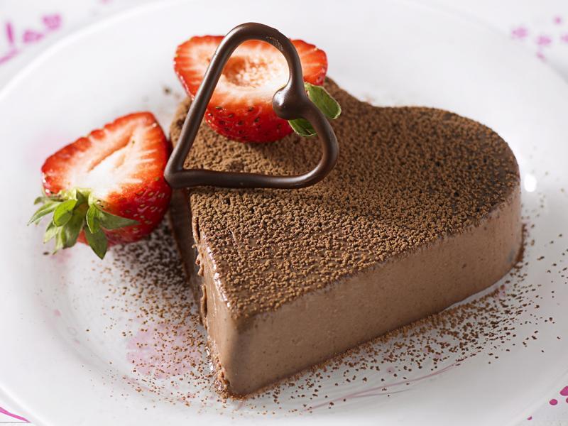 Шоколадная панна-котта: популярный итальянский десерт у вас дома