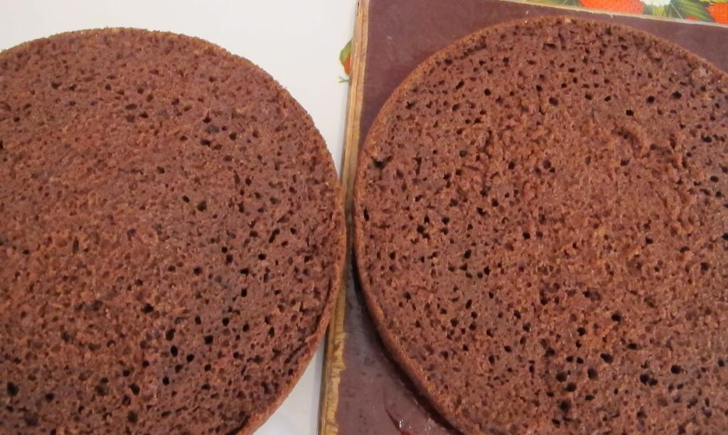 Рецепты пирога с какао без яиц