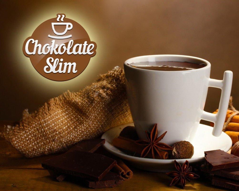 Шоколадный напиток для похудения