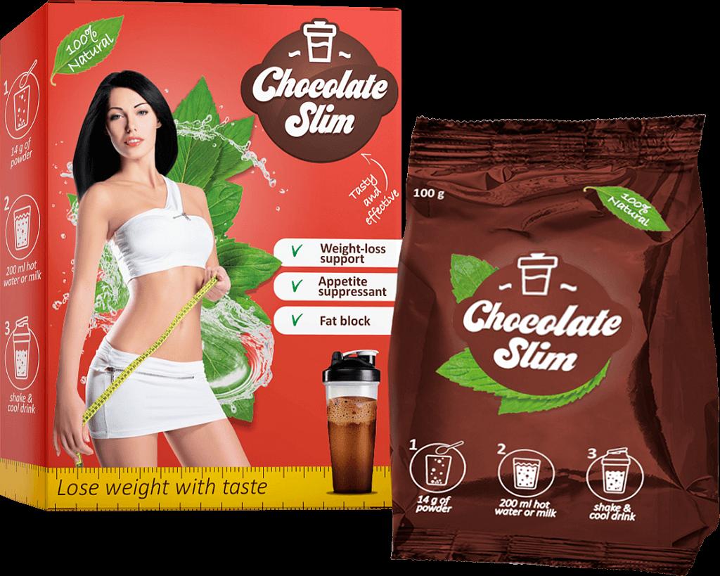 Чудо-напиток «Шоколад Слим»: пей и стройней