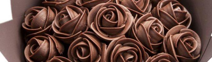 15 креативных идей для шоколадного букета