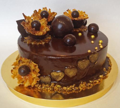 Шоколадный шедевр