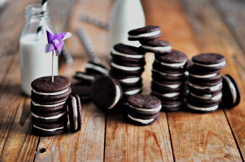 Легендарное совершенство: домашнее печенье «Орео»