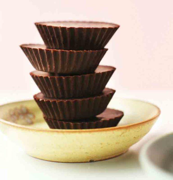 Готовый шоколад