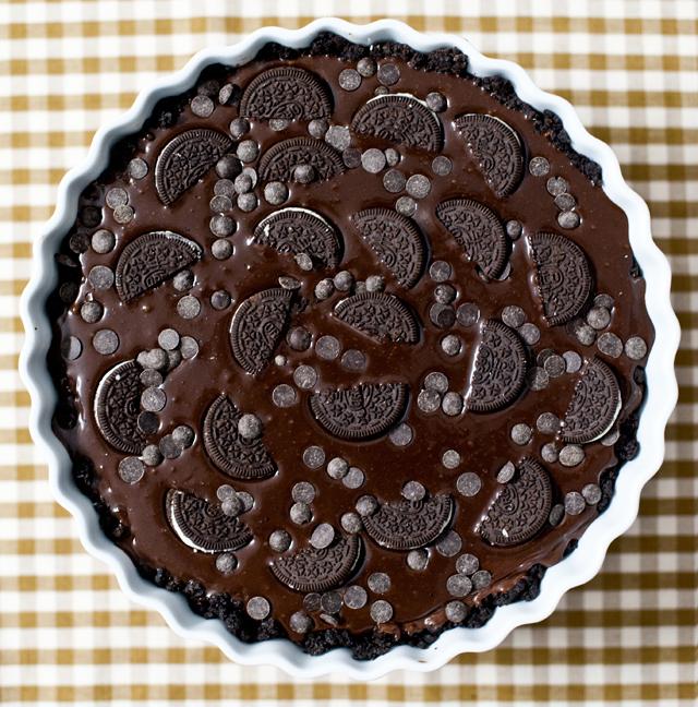 Готовый торт «Орео» без выпечки