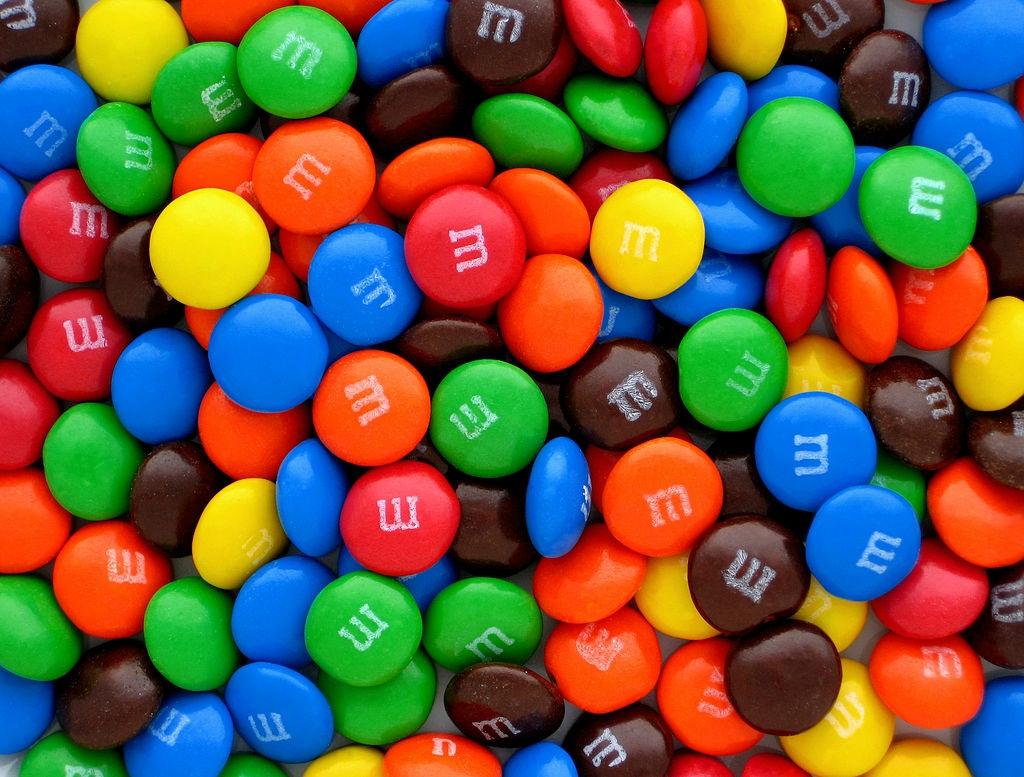 15 тающих во рту фактов об M&M's