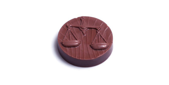 Маленькая шоколадка