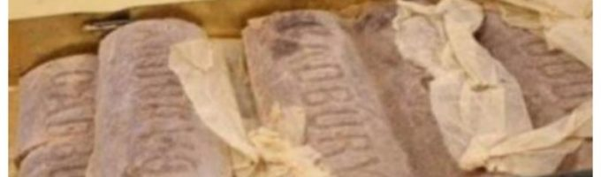 На британском аукционе продадут 100-летний шоколад